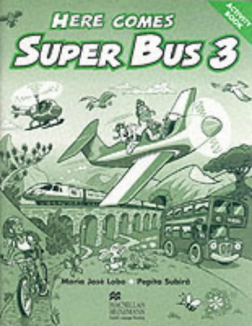 9780333931684: Here Comes Superbus: 3