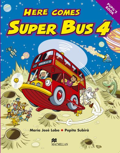 9780333931707: Here comes superbus. Level 4. Per la Scuola elementare