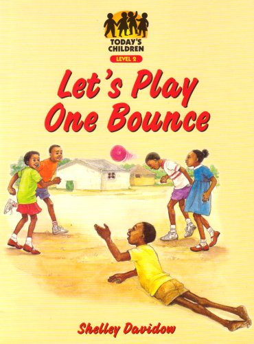 9780333933411: Let's Play One Bounce: Level 2 (Today's children)