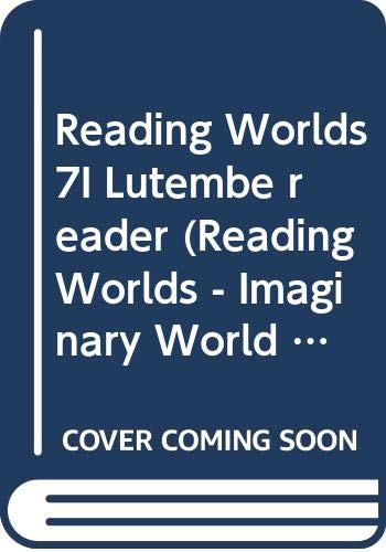 Reading Worlds 7I Lutembe Reader: DR. Jean Conteh,