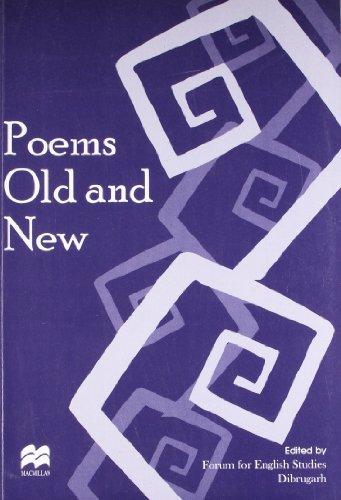 Poems Old and New: Mahanta