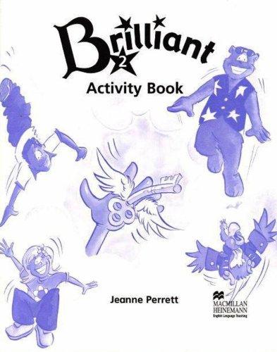 9780333937778: Brilliant 2: Activity Book (Children's courses)