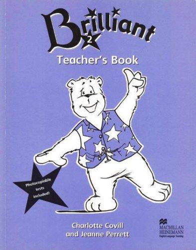 9780333937785: Brilliant 2: Teacher's Book (Children's courses)