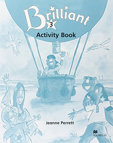 9780333937815: Brilliant 3: Activity Book (Children's courses)