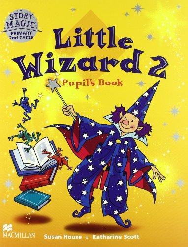 9780333939840: Little Wizard 2 Pb