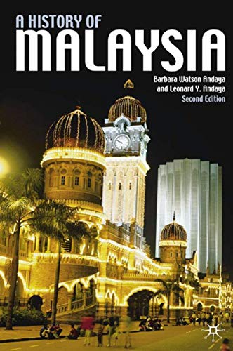 9780333945049: A History of Malaysia