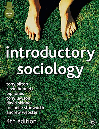 9780333945711: Introductory Sociology: Fourth Edition