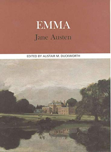 9780333947104: Emma : A Case Study in Contemporary Criticism (Case Studies in Contemporary Criticism)