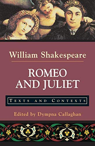 9780333947135: Romeo and Juliet: Texts and Contexts (The Bedford Shakespeare Series)