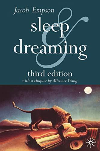 9780333947654: Sleep and Dreaming