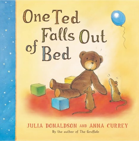 9780333947814: One Ted Falls out Bed