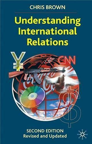 9780333948491: Understanding International Relations, Second Edition