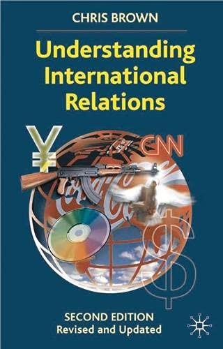 9780333948507: Understanding International Relations, Second Edition