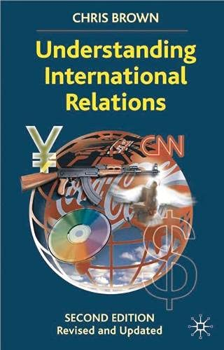 9780333948507: Understanding International Relations, Second Edition