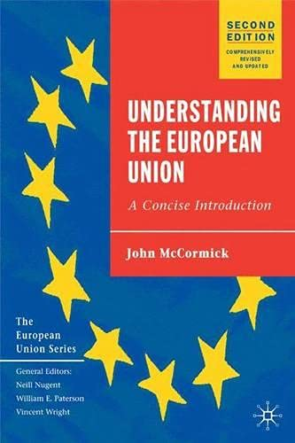 9780333948675: Understanding the European Union: A Concise Introduction, Second Edition (The European Union Series)