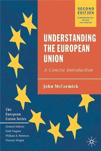 9780333948682: Understanding the European Union: A Concise Introduction, Second Edition