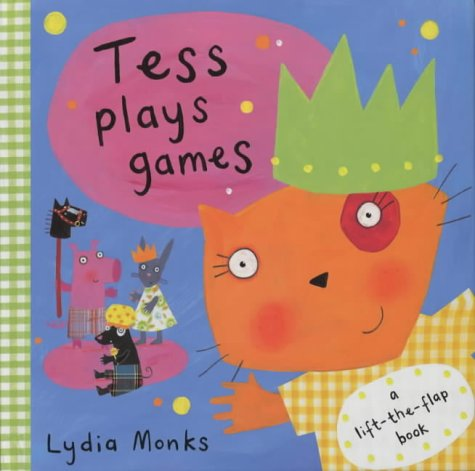 9780333948859: Tess Plays Games (Funny Bunch)