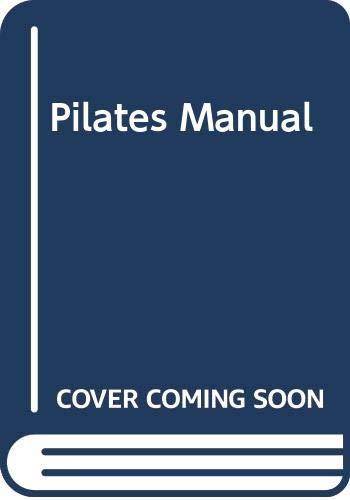9780333948897: Pilates Manual
