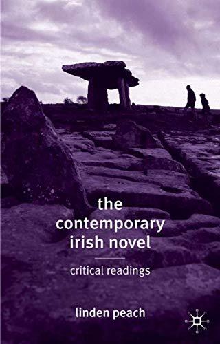 9780333948927: The Contemporary Irish Novel: Critical Readings