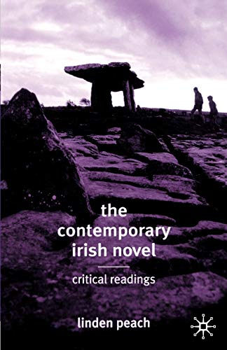 9780333948934: The Contemporary Irish Novel: Critical Readings