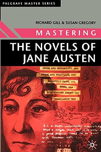 9780333948989: Mastering the Novels of Jane Austen