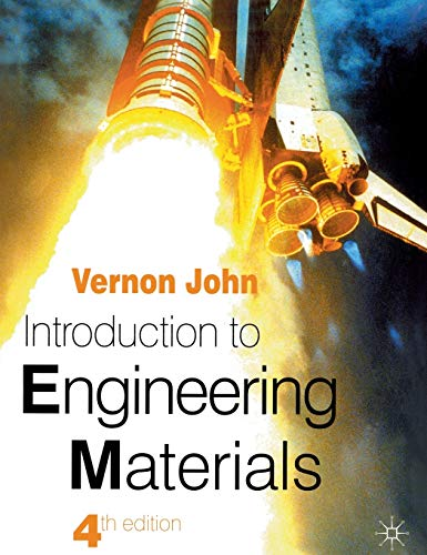 9780333949177: Introduction to Engineering Materials