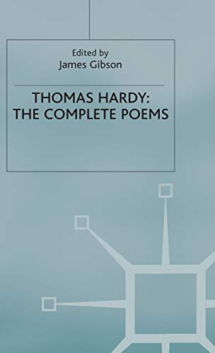 9780333949283: Thomas Hardy: The Complete Poems
