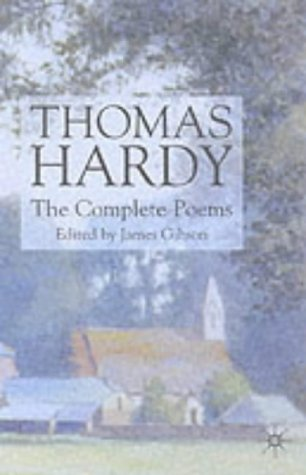 9780333949290: Thomas Hardy: The Complete Poems