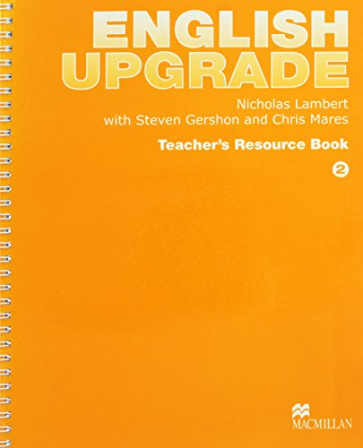 9780333950562: English Upgrade: Teacher's Book 2