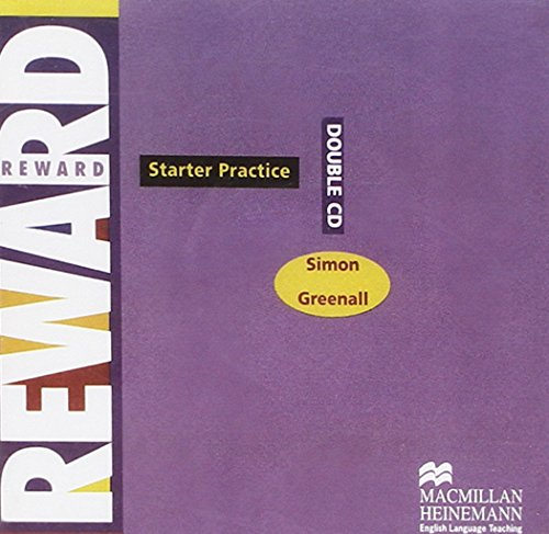 9780333952863: Reward Starter: Practice Book CD (Young adult/adult courses)