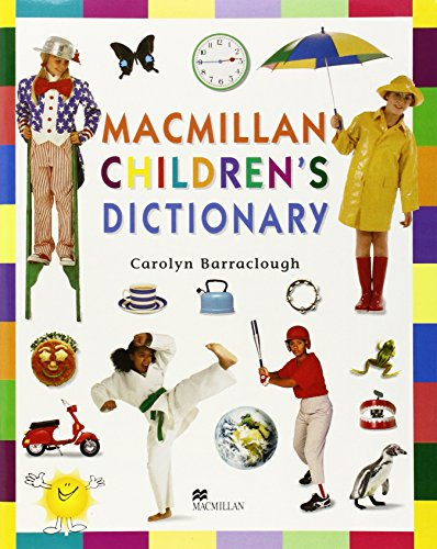 9780333953037: Macmillan Children's Dictionary