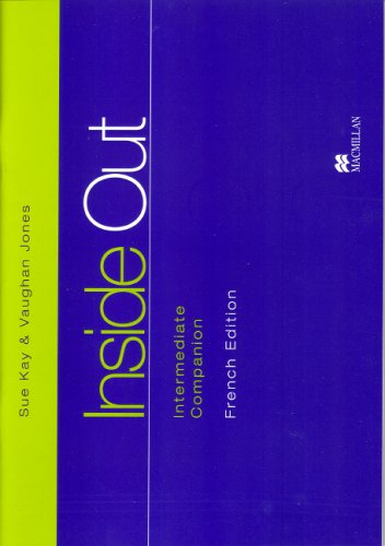 9780333953358: Inside Out Intermediate Companion French Edition (Young Adult Courses)