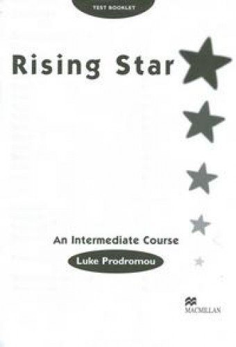9780333953495: Rising Star Test Book (English and Spanish Edition)