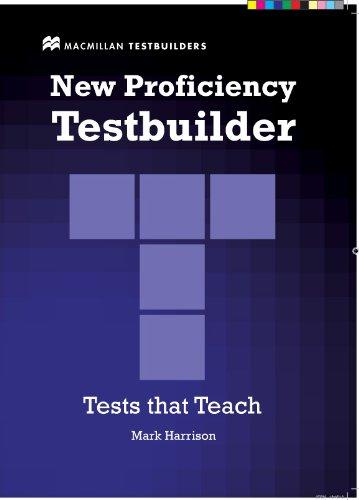 9780333954973: New Proficiency Testbuilder: Without Key