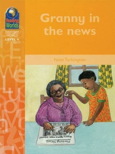 9780333955628: Granny in the News (Reading Worlds - Everyday World - Level 4)