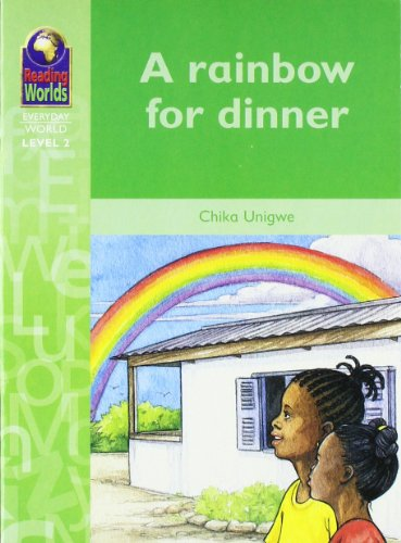 9780333955888: A Rainbow for Dinner (Reading Worlds - Everday World - Level 2)