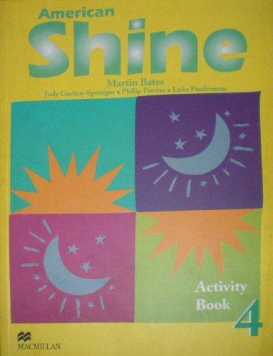 9780333956816: American Shine 4 Wb