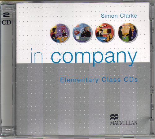 9780333957226: In Company: Elementary: Class CDs