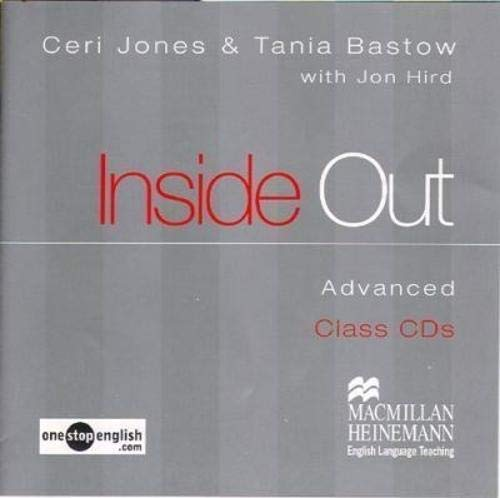 9780333958018: Inside Out Advanced: Class CDs