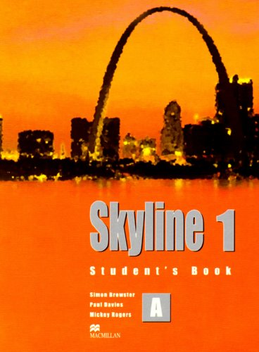 9780333958148: Skyline: Student's Book 1a