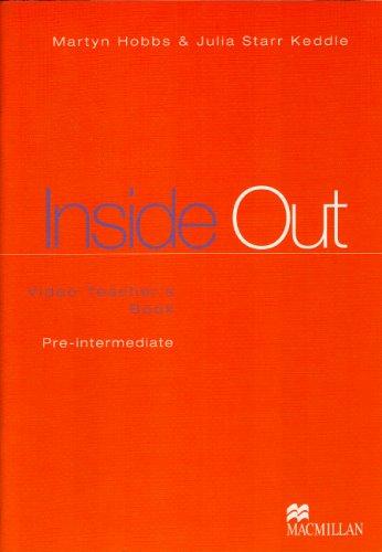 9780333959329: Inside Out Pre-Intermediate: Video Teacher's Book