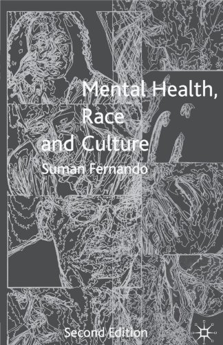 9780333960264: Mental Health, Race and Culture