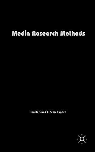 9780333960943: Media Research: Audiences, Institutions, Texts