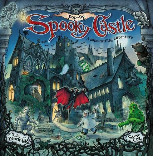 Pop-Up Spooky Castle (9780333961339) by Nick Denchfield