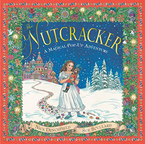 9780333961346: The Nutcracker : A Pop-Up Book for Christmas