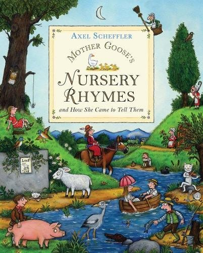 9780333961360: Mother Goose's Nursery Rhymes: and how she came to tell them (Mother Goose's Rhymes)