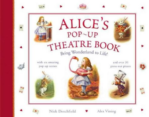 9780333961377: Alice's Pop-Up Theatre Book