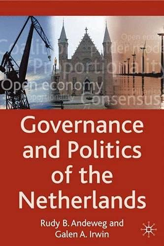 9780333961568: Governance and Politics of the Netherlands