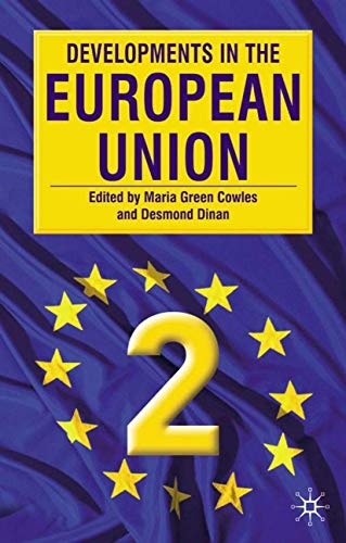 9780333961681: Developments in the European Union 2: Second Edition