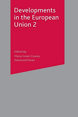 9780333961698: Developments in the European Union 2: Second Edition